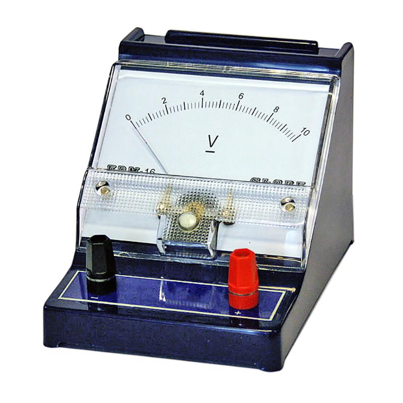 Voltmeter analog, 10 V
