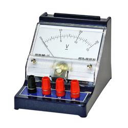 Voltmeter analog, 3 / 15 / 30 V