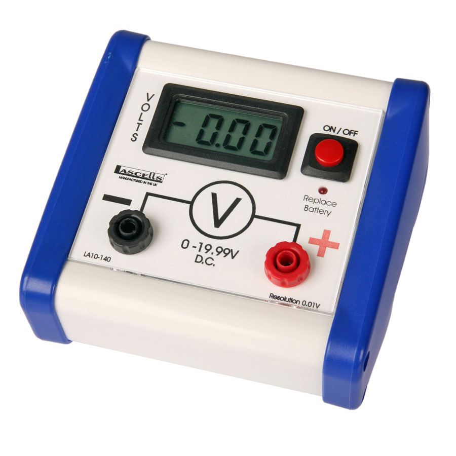 Voltmeter digital