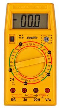 Multimeter manuell