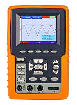 Oscilloskop handh�llet 20 MHz