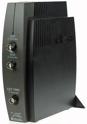 Oscilloskop för PC,  USB
