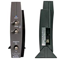 Funktionsgenerator & Oscilloskop för PC USB