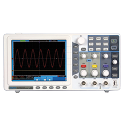 Oscilloskop digitalt 30 MHz