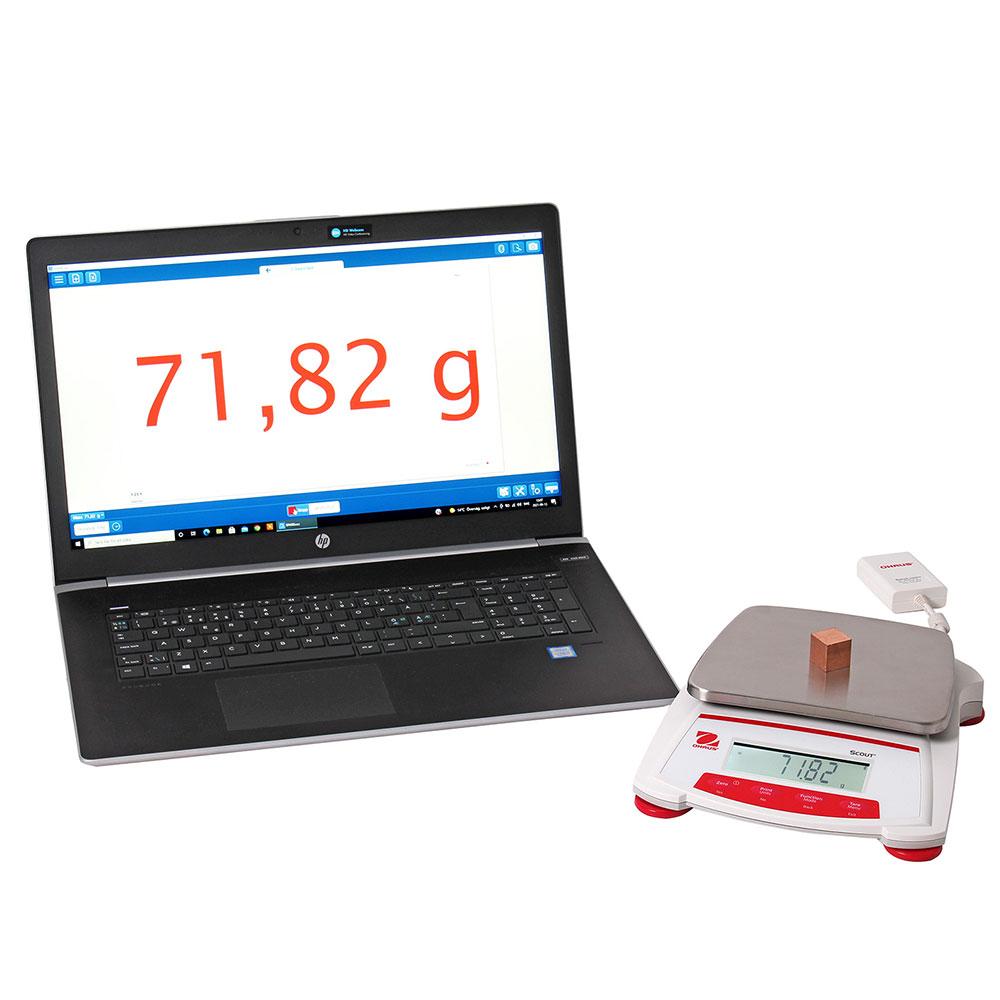 Våg Ohaus 420 g/0,01 g