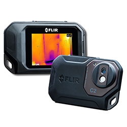 V�rmekamera FLIR C2 Education
