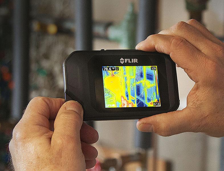 Värmekamera FLIR C3 Education
