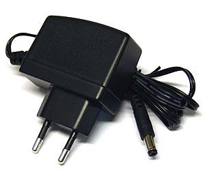 Nätadapter 9 V/1 A, Lutron