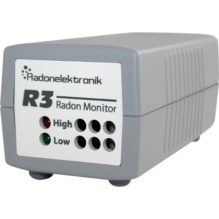Radonmätare R3