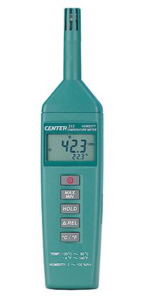 Hygrometer snabb respons