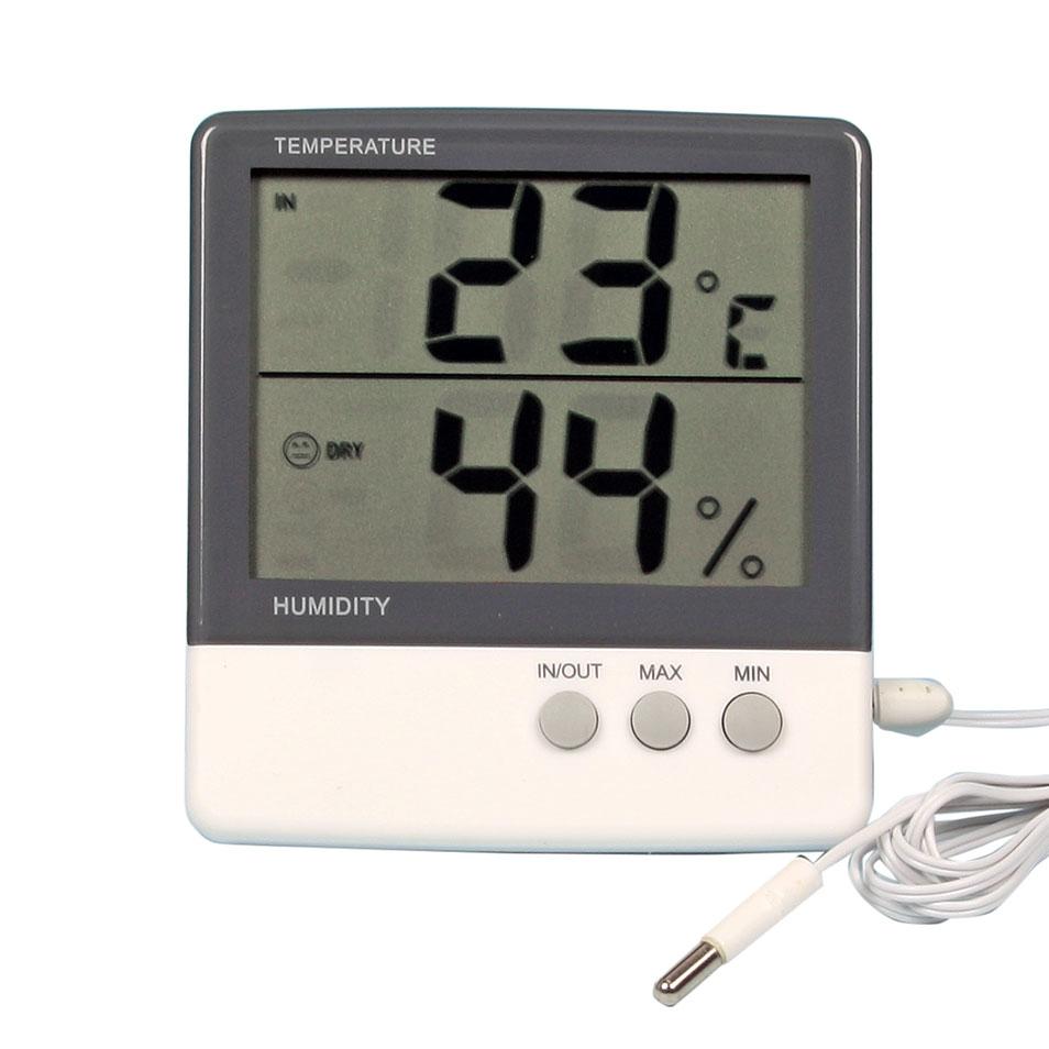 Termometer / Hygrometer