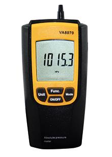 Lufttryck & höjdmätare precision