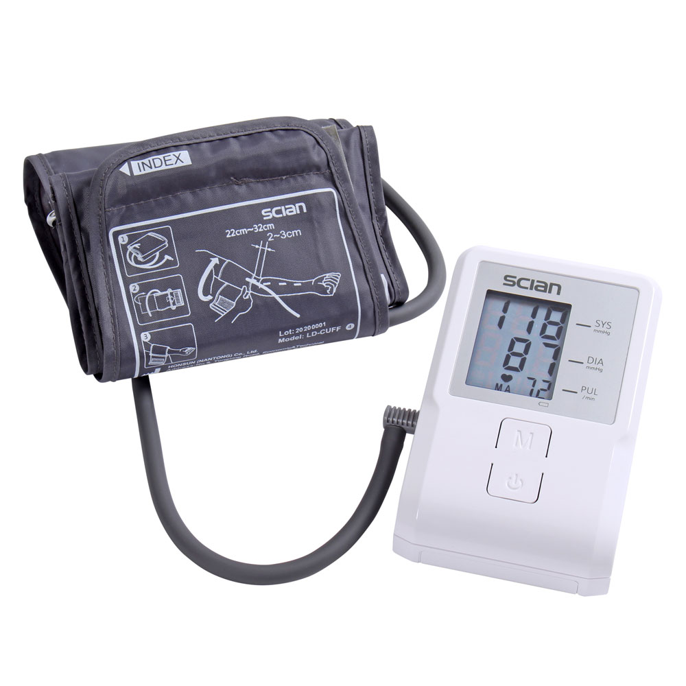 Blodtrycksmätare automatisk