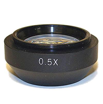 Försättslins 0,5x till Stereolupp med zoom