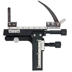 Korsbord till monokulärt mikroskop