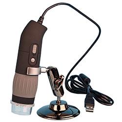 USB-mikroskop 9 Mpix med polarisation