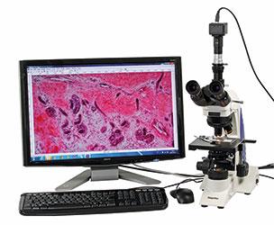 PC-kamera f�r mikroskop 3 Mpix, HR3000