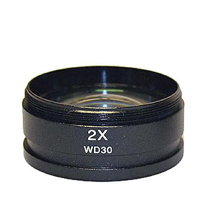 Försättslins 2x Stereolupp zoom LED