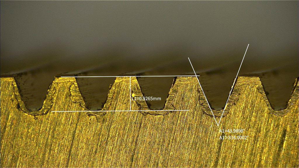 Mikroskop med bildskärm 11,6″