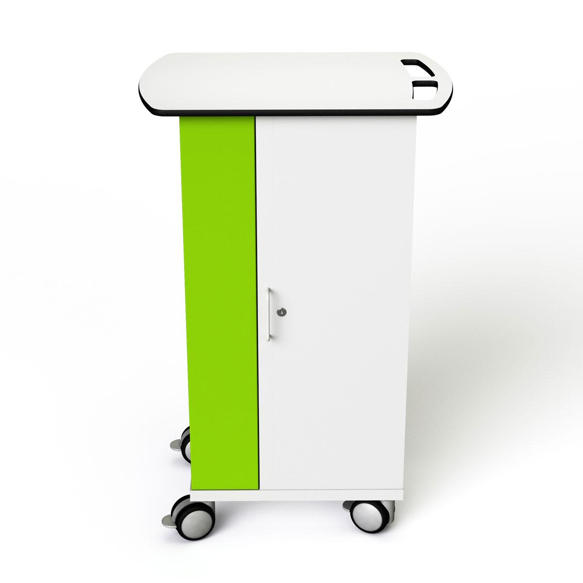 Laddvagn 16 surfplattor zioxi - iPadförvaring