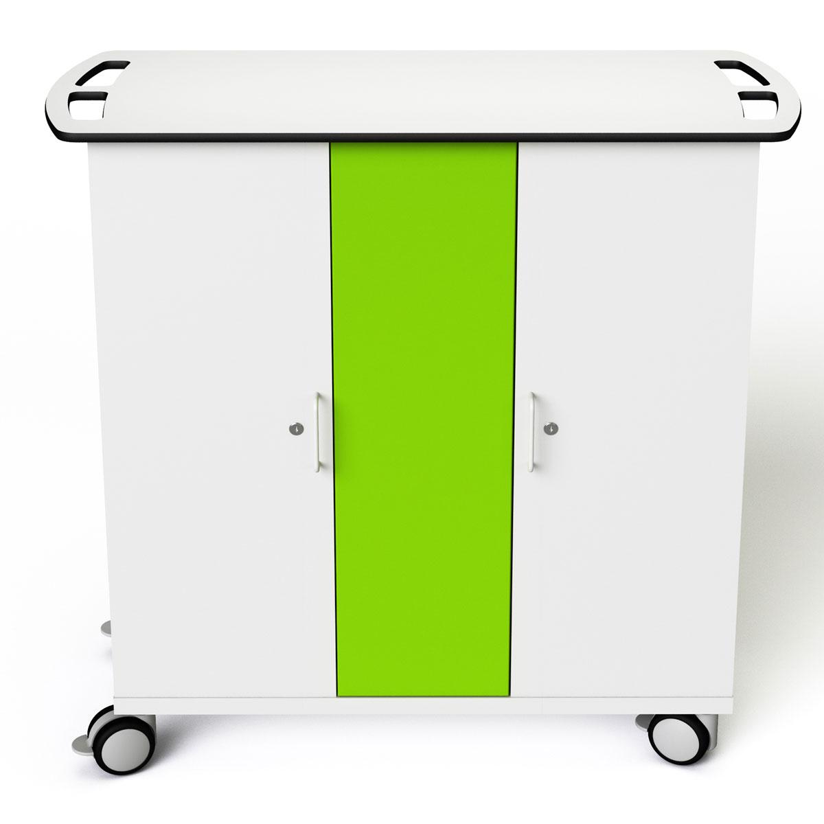 Laddvagn 40 surfplattor zioxi - iPadförvaring