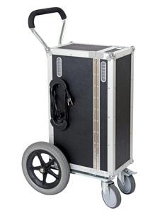 ComfortBoxen M - 15 surfplattor - iPadförvaring