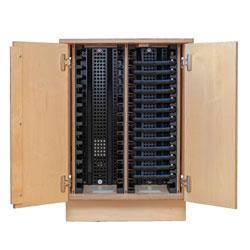 Förvaringsskåp - 30 surfplattor - iPadförvaring