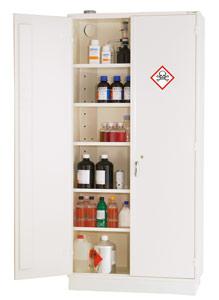 Kemikalie-/giftskåp H2095xB1000xD600