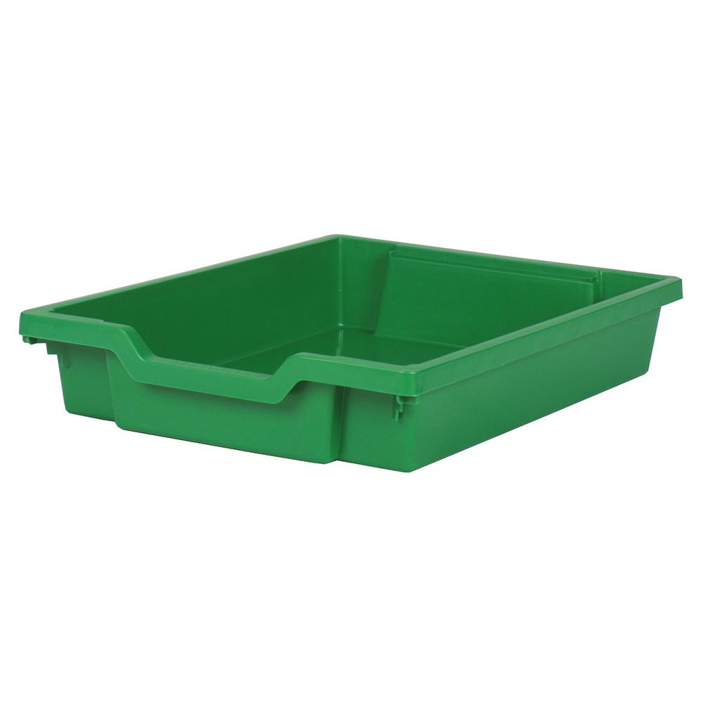 Förvaringslåda höjd 75 mm, grön