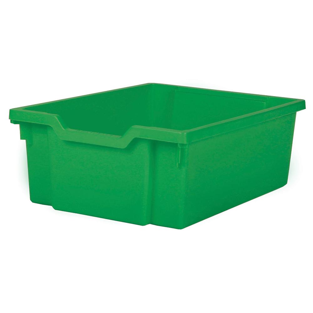 Förvaringslåda höjd 150 mm, grön