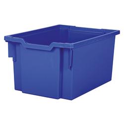 Förvaringslåda höjd 225 mm, blå