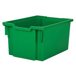 Förvaringslåda höjd 225 mm, grön