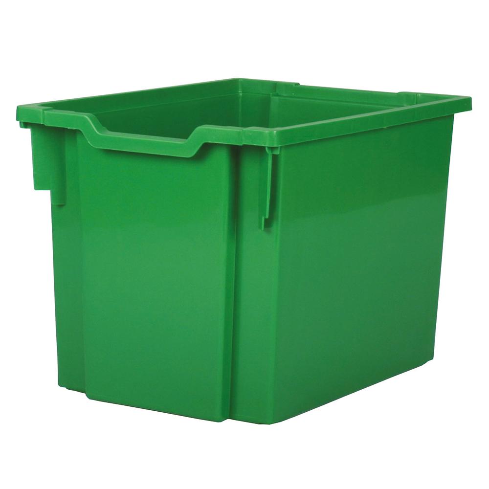 Förvaringslåda höjd 300 mm, grön