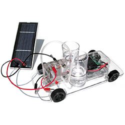 Bränslecellsbil - Vätgasbil