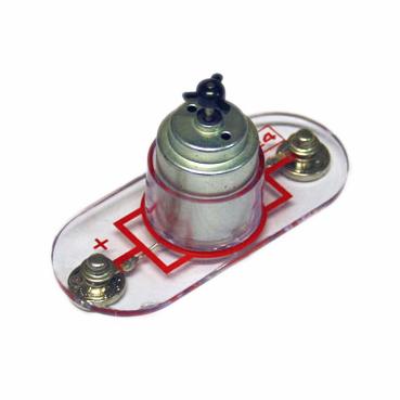 Motor till elektroniksats