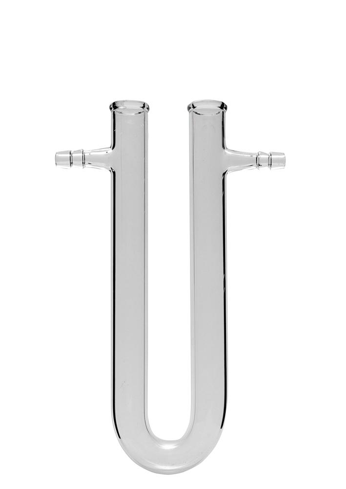 U-rör med sidorör 12 mm, fp 10 st