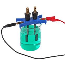 Elektrodhållare med kolelektroder