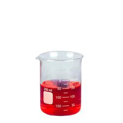 Bägare låg 250 ml, fp 12 st