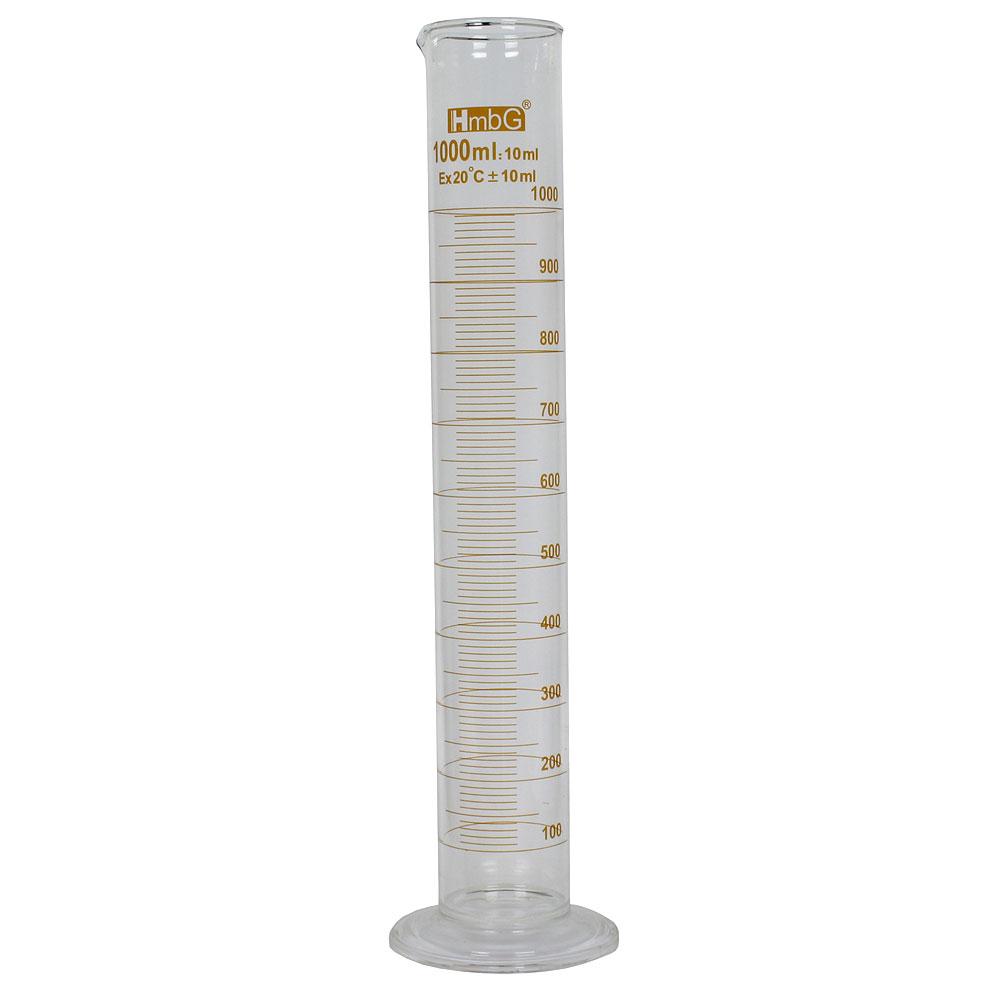 Mätcylinder hög 1000 ml