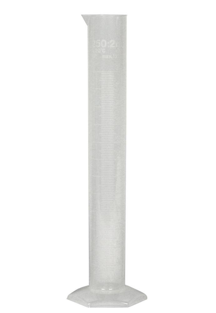 Mätglas plast 250 ml, fp 10 st
