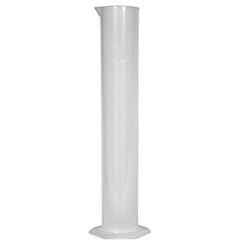 Mätcylinder plast 1000 ml