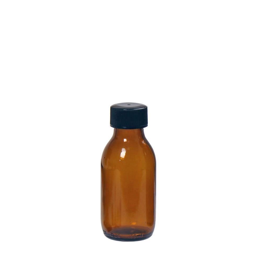 Flaska glas 100 ml