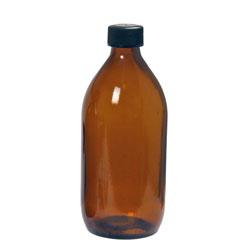 Flaska glas 500 ml