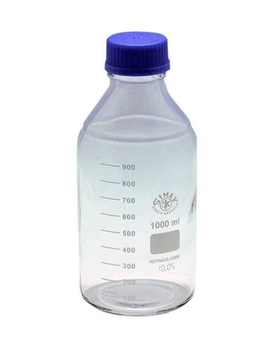 Flaska Simax 1000 ml, 10 st