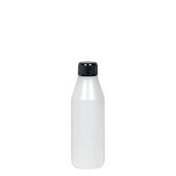 Flaska plast 250 ml, fp 10 st