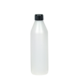 Flaska av plast 500 ml, fp 10 st