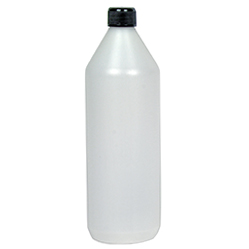 Flaska av plast 1000 ml, fp 10 st
