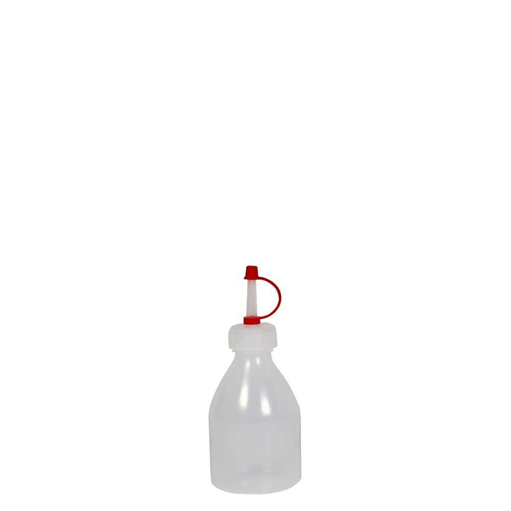 Droppflaska plast 30 ml, fp 10 st