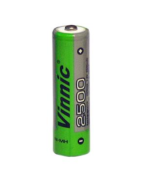 Batteri uppladdningsbart HR06/AA
