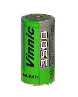 Batteri uppladdningsbart HR14/C